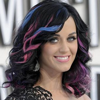 Katy Perry with Lady Gaga lead the nominations for the MTV Europe Music Awards