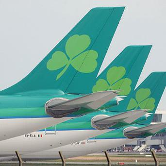 Aer Lingus made a profit of 60 million euro in the first nine months of the year