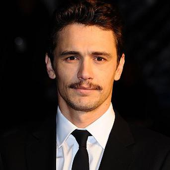 James Franco said the most gruesome scene was the most important