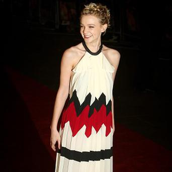 Carey Mulligan has been named best dressed woman of the year