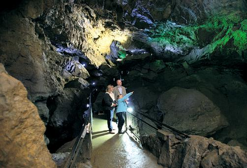 Crag Cave, Castleisland Co Kerry