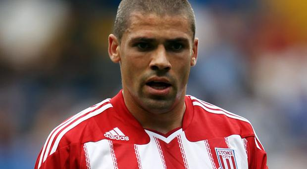 Jonathan Walters is determined to make the most of his chance at Stoke after an eventful time at Ipswich. Photo: Getty Images