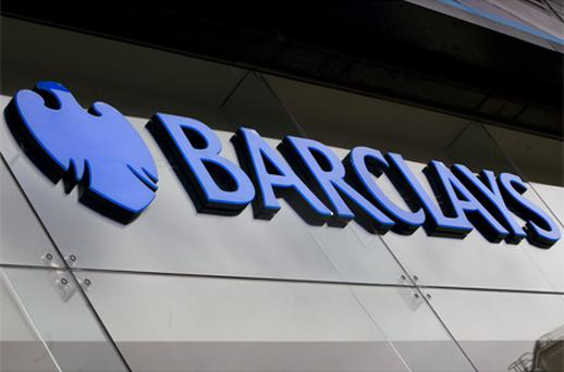 Barclays: drop in profits. Photo: Bloomberg News
