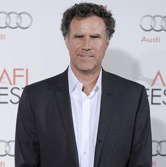 Will Ferrell's animated movie Megamind has topped the US weekend box office