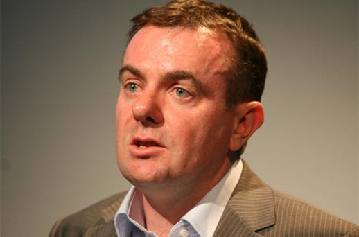 Noel Curran, new director general of RTE. Photo: Collins