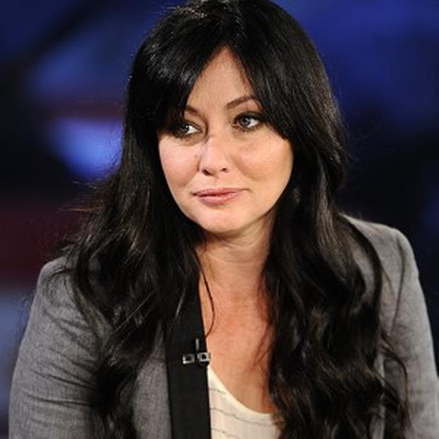 Shannen Doherty's father dies - Independent.ie  Shannen Doherty...