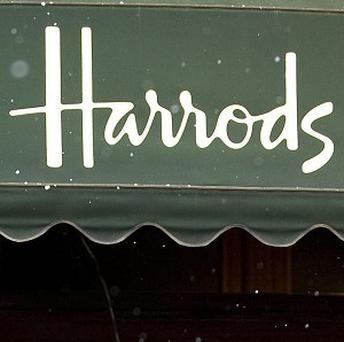 Harrods has unveiled an advent calendar billed as the most exclusive in the world and featuring a kitchen and a speedboat