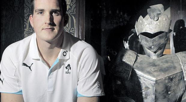 Leinster lock Devin Toner will be eager to show he has more to his armoury than just sheer height when he makes his debut for Ireland on Saturday.