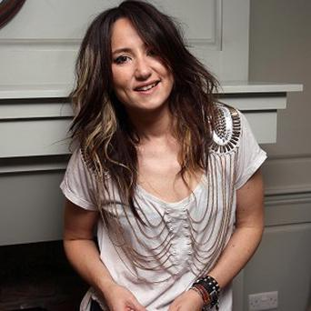 KT Tunstall will play in Edinburgh on New Year's Day