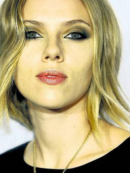 Scarlett Johansson has chopped off her luscious locks