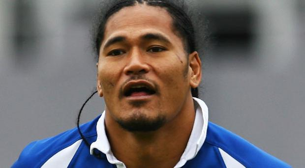 Leicester winger Alesana Tuilagi is among their star names. Photo: Getty Images