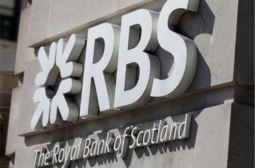 RBS: 'significant exposure' to crisis in Ireland. Photo: Bloomberg News