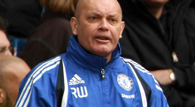 Ray Wilkins. Photo: Getty Images