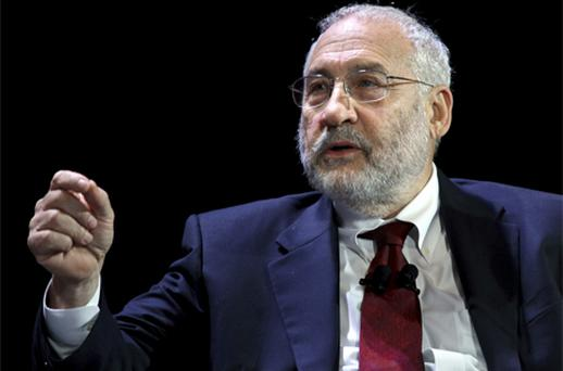 Joseph Stiglitz, Nobel Prize-winning economist. Photo: Bloomberg News