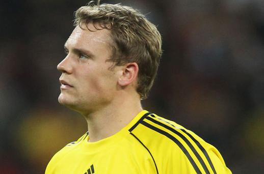 Manuel Neuer. Photo: Getty Images