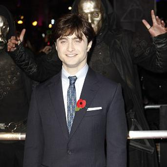 Daniel Radcliffe joked he needed to work on his dance moves before starring on Broadway