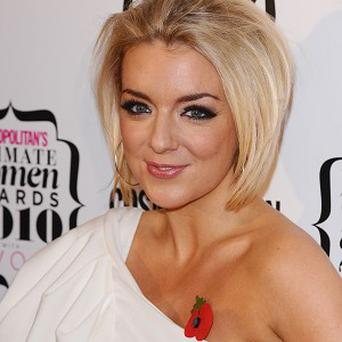 Sheridan Smith is worried about what her parents will think about Hysteria