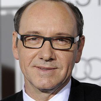Kevin Spacey says young actors jump into parts they're not ready for