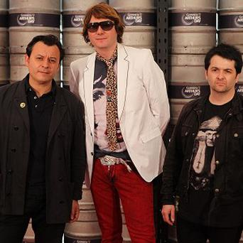 The Manic Street Preachers will play a gig in their home town