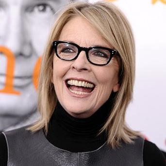 Diane Keaton plays a TV host in Morning Glory