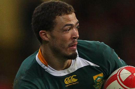 Bjorn Basson. Photo: Getty Images