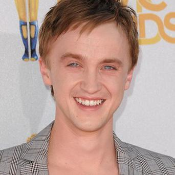Tom Felton says feel honoured to have worked alongside the likes of Maggie Smith