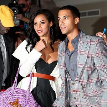 Rochelle Wiseman and Marvin Humes have split up