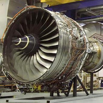 It takes 18 months to make jet-engine parts for Rolls-Royce