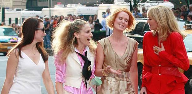 The ultimate single gals - Charlotte, Carrie, Miranda or Samantha