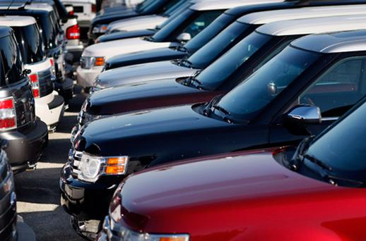 Auto sales boost US retail figures. Photo: Getty Images