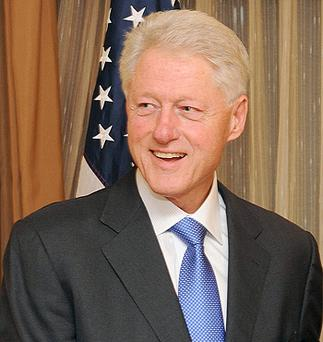 Former US President Bill Clinton. Photo: Getty Images