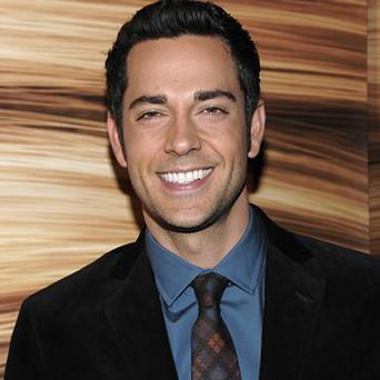 Zachary Levi worked alone when recording his voiceover for Tangled