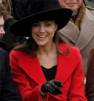 Kate Middleton will marry Prince William next year. Photo: PA