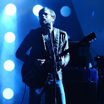 Kings of Leon will headline the Isle of Wight Festival next year