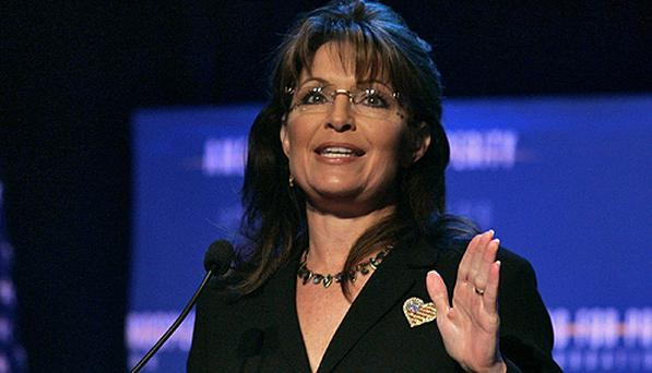 Sarah Palin has her work cut out despite a softer TV image