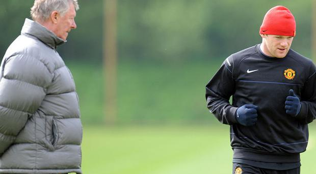 Wayne Rooney's agent Paul Stretford was on the receiving end of Alex Ferguson's ire this week but the United manager's coded attack will not have been lost on the player himself. Photo: Getty Images