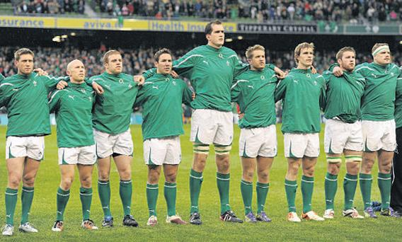 Unlike the rugby players, our society is sadly lacking in team spirit