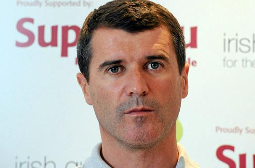 Keane: Unhappy