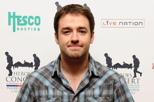 Jason Manford has quit The One Show. Photo: PA