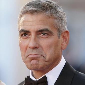 George Clooney is being tipped to star as a US agent