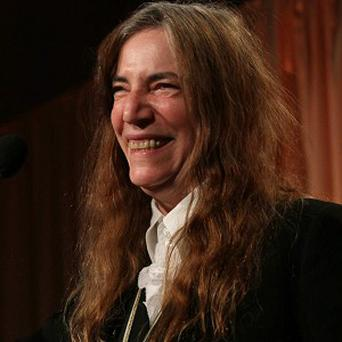 Patti Smith has won a National Book Award in the US