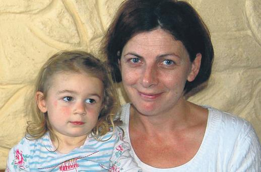 No more normal: This week Una Butler lost her young daughters Ella, and Zoe.