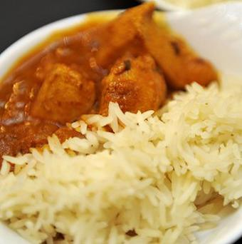 Indian versions of some of Britain's favourite traditional dishes will mark mark national curry week