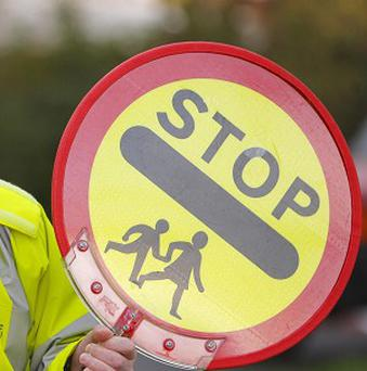 Dr Who has been named as British children's top choice for a lollipop person to help them cross the road, according to a survey
