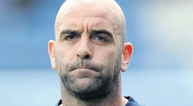 Stockport County are the latest stop in Barry Conlon's eventful career.