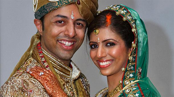 Anni Dewani, pictured with her husband, Shrien Dewani, was killed after a carjacking on their honeymoon in Cape Town