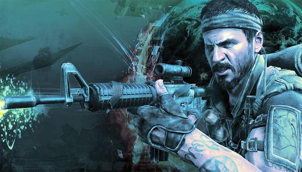 Christmas wish list: 'Call of Duty: Black Ops'
