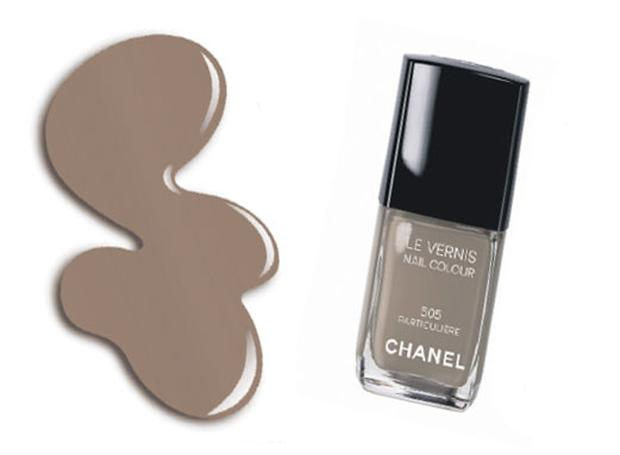 Chanel Le Vernis in 'Particuliere', €21 from Chanel at Brown Thomas or Debenhams