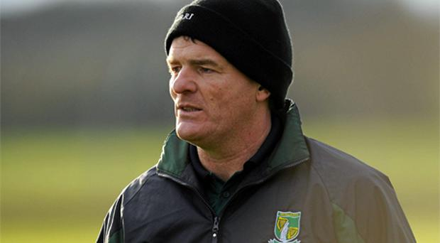 Kearns: Stepping down from Aherlow