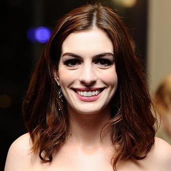Anne Hathaway wants an action role